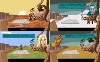 Screenshot 1 of A Woman For All Seasons