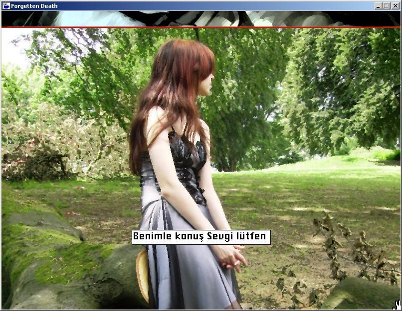 Screenshot of Forgetten Death Demo (Turkish Version)