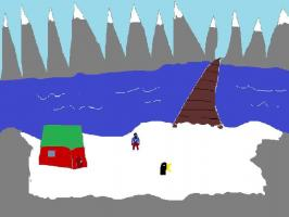 Screenshot 1 of Lance the Penguin