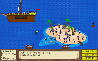 Screenshot 1 of Oceanspirit Dennis: Pirates on the Poopdeck!