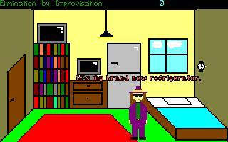 Screenshot 1 of EBI - Elimination by Improvisation (fixed version)