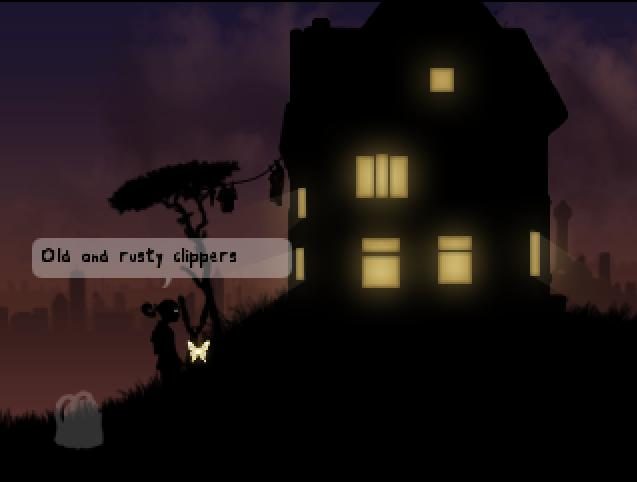Screenshot of Dacey in the Dark - Prelude
