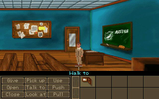 Screenshot of Indiana Jones and the Seven Cities of Gold Demo