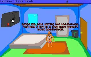 Screenshot 1 of Lazarus Wants Pants