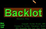 Screenshot 1 of Backlot: Adventure Antics