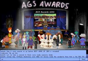 Screenshot 1 of AGS Awards Ceremony 2010