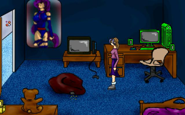 Screenshot of Game Quest