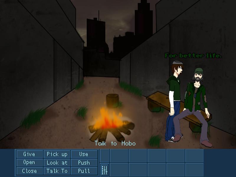 Screenshot 1 of Roger's Quest