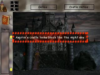 Screenshot of The  Hamresanden Chronicles II: The Black Prism