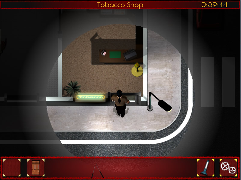 Screenshot of City of Thieves: Rescue Sandy