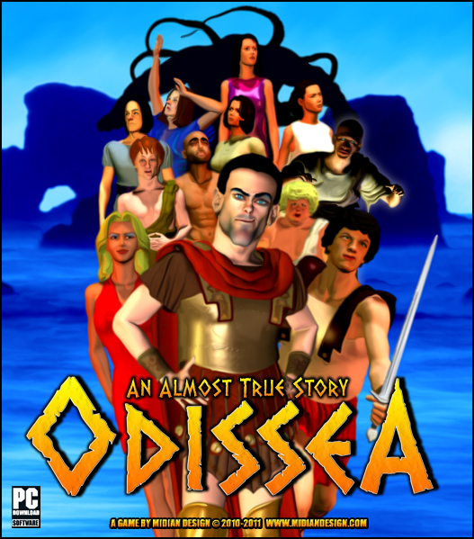 Zoomed screenshot of Odissea - An Almost True Story