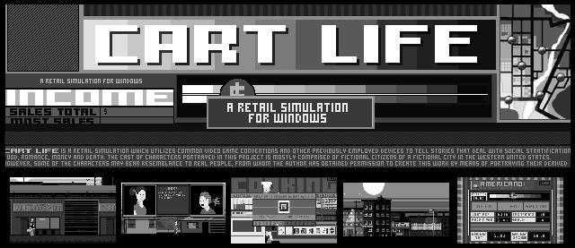 Screenshot 1 of Cart Life