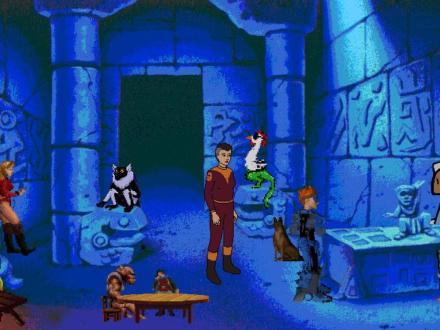 Screenshot 1 of Adventure: All in the Game