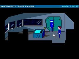 Screenshot 1 of Intergalactic Space Pancake!