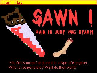 Zoomed screenshot of Sawn 1: Pain is just the start!