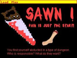 Screenshot 1 of Sawn 1: Pain is just the start!