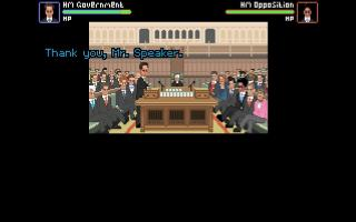Screenshot 1 of Prime Minister's Questions: The Game