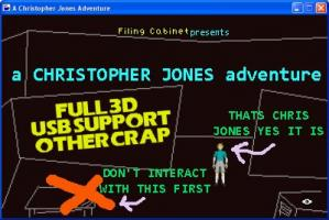 Screenshot 1 of A Christopher Jones Adventure