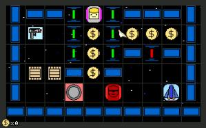 Screenshot of SQ Kubik
