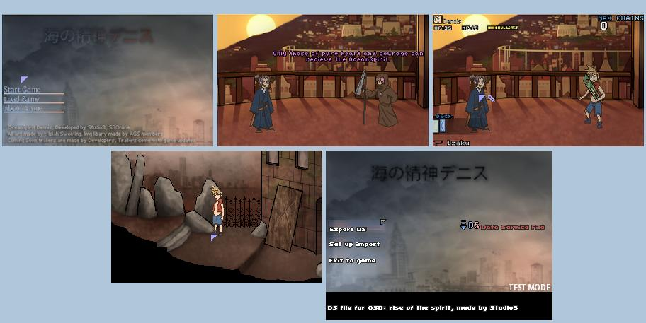 Screenshot of Oceanspirit Dennis: Rise of the Spirit[Demo]