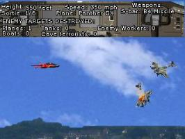 Screenshot 1 of TIGER HAWK SQUADRON 1