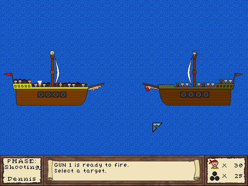 Screenshot of OSD Archipelago Adventures 1