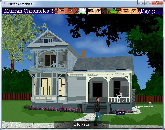 Screenshot of Murran Chronicles 3: Lifedrinker of Landsdowne