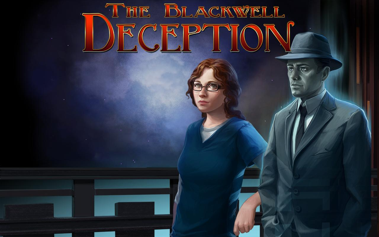 Zoomed screenshot of Blackwell Deception