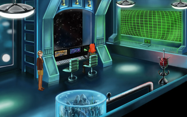 Screenshot 3 of Starship Quasar