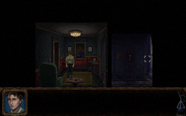 Zoomed screenshot of Wretcher (demo)
