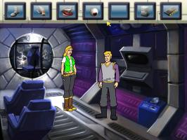 Screenshot 1 of Space Quest: Vohaul Strikes Back