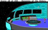 Screenshot 1 of Decisions of the Elders - A Space Quest Prequel - Complete full length retro game