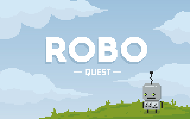 Zoomed screenshot of Robo Quest v1.21