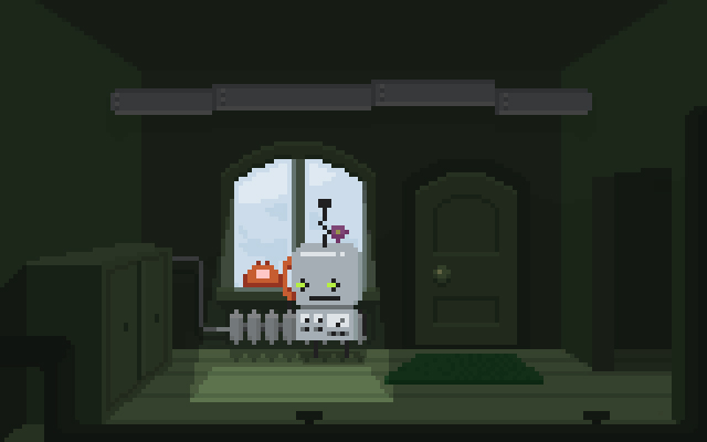 Screenshot 2 of Robo Quest v1.21