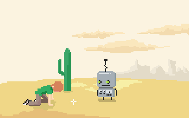 Screenshot 3 of Robo Quest v1.21