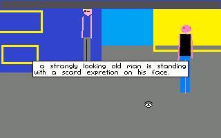 Screenshot of drugs and alians
