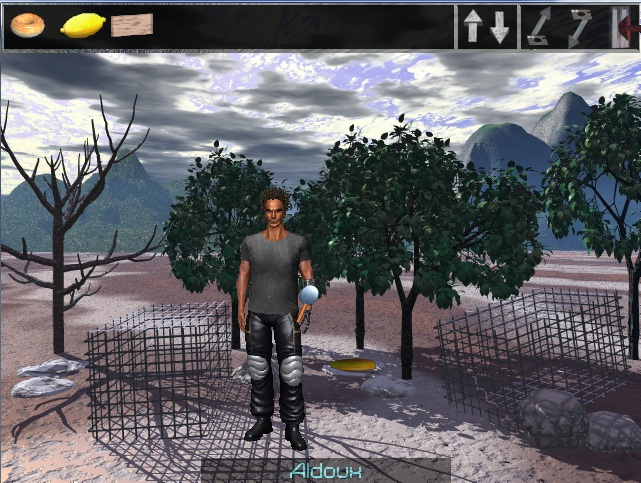 Screenshot of I'm free (Soy libre)