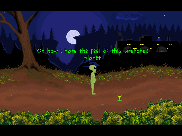 Screenshot 2 of The Visitor 2