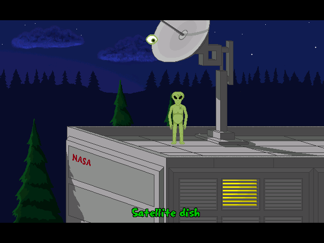 Screenshot 3 of The Visitor 2