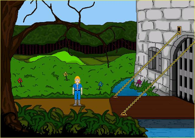 Screenshot of The Lost Prince Of Lorden - Part 1