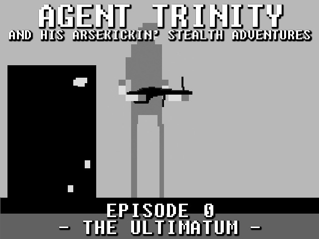 Zoomed screenshot of Agent Trinity - Episode 0 - The Ultimatum