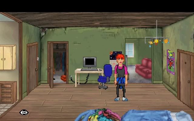 Screenshot of Pledge Quest I: The SpaceVenture Adventure