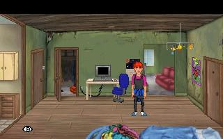 Screenshot 1 of Pledge Quest I: The SpaceVenture Adventure