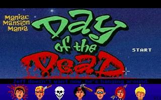 Screenshot 1 of Maniac Mansion Mania - Halloween 2005 Episode 3 - Day of the Dead