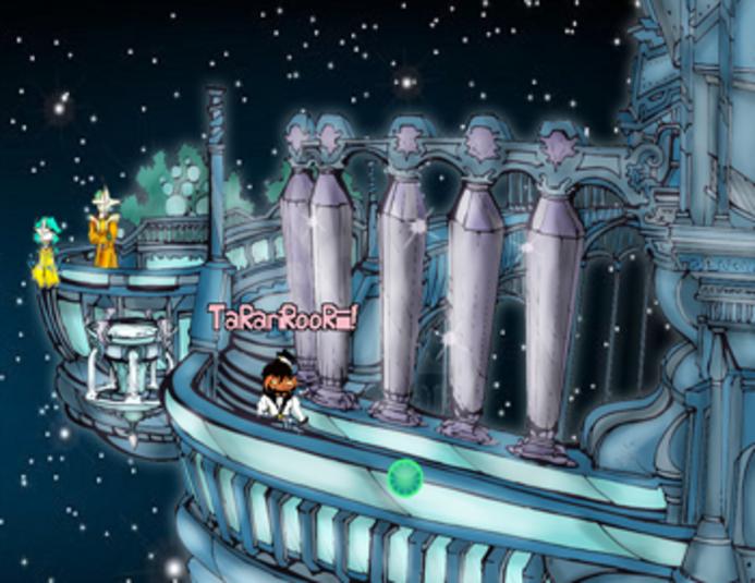 Screenshot 3 of The Path of the Pumpkin width=