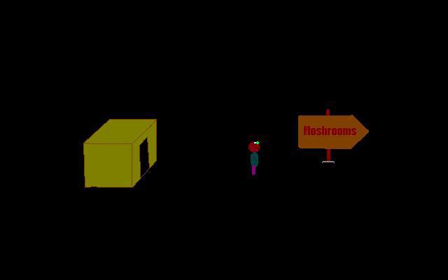 Screenshot of The Legacy of Icecream man