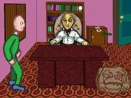 Screenshot 1 of Baldy's Adventure