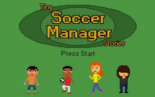 Screenshot 1 of Tiny Soccer Manager Stories