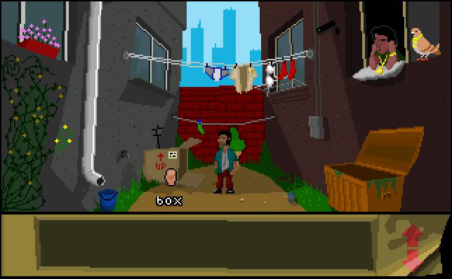 Screenshot 2 of The Bum