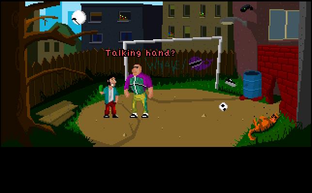Screenshot 3 of The Bum